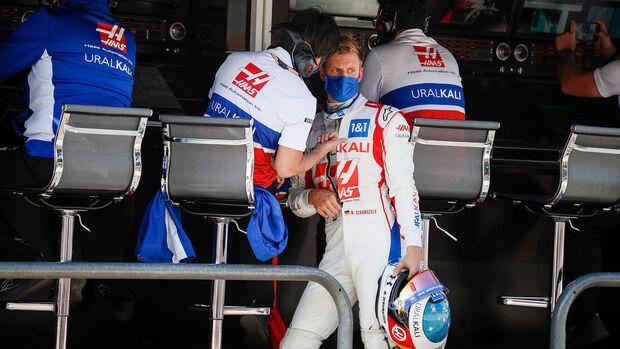 Mick Schumacher - GP Niederlande 2021