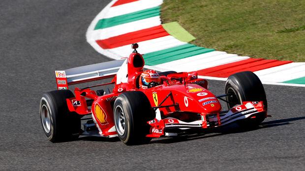 Mick Schumacher  - GP Toskana Mugello - 2020