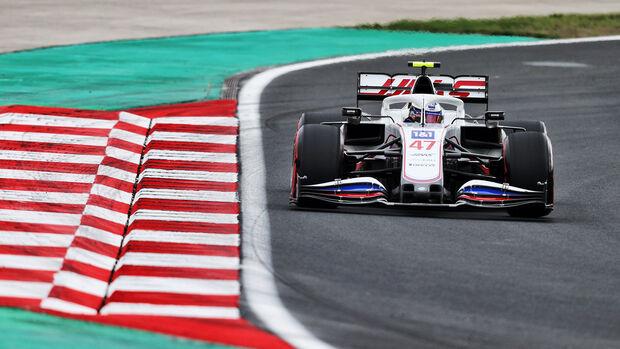 Mick Schumacher - GP Türkei 2021