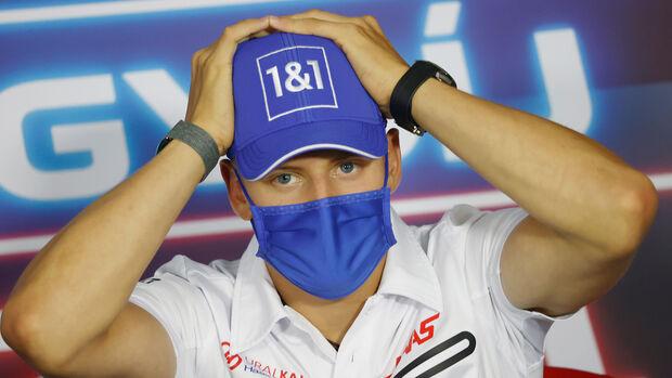 Mick Schumacher - GP Ungarn 2021