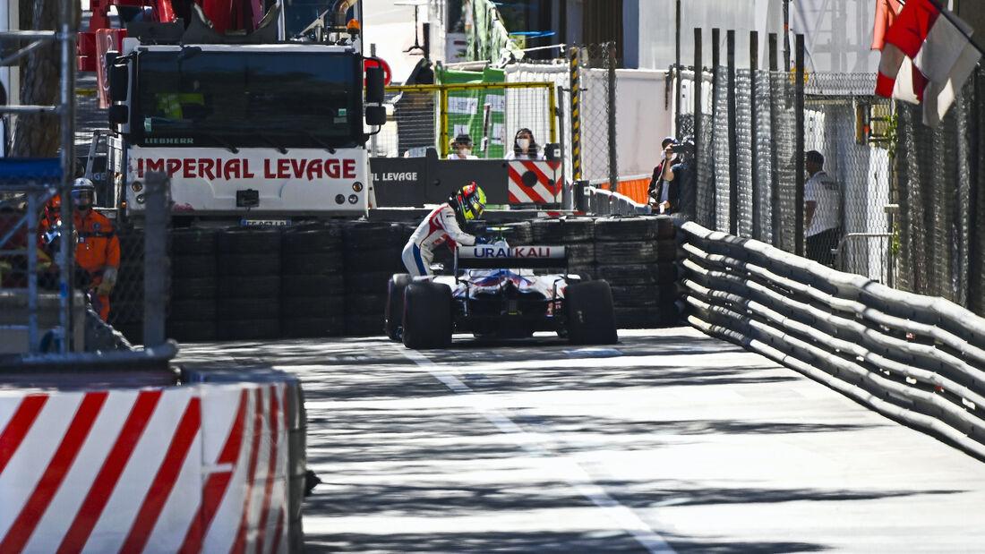 Mick Schumacher - Haas F1 - Formel 1 - GP Monaco - 20. Mai 2021