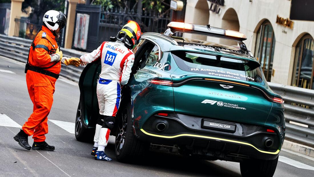 Mick Schumacher - Haas F1 - Formel 1 - GP Monaco - 22. Mai 2021