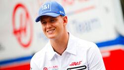 Mick Schumacher - Haas - Formel 1 - 2021