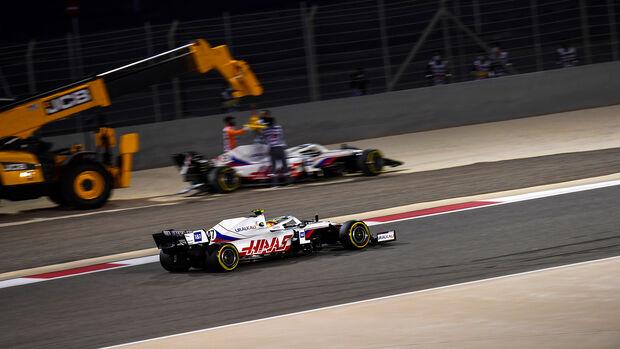 Mick Schumacher - Haas - Formel 1 - GP Bahrain 2021 - Rennen