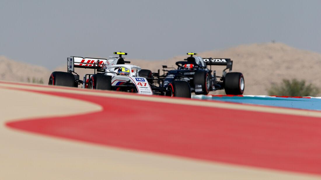Mick Schumacher - Haas - Formel 1 - GP Bahrain - Freitag - 26.3.2021