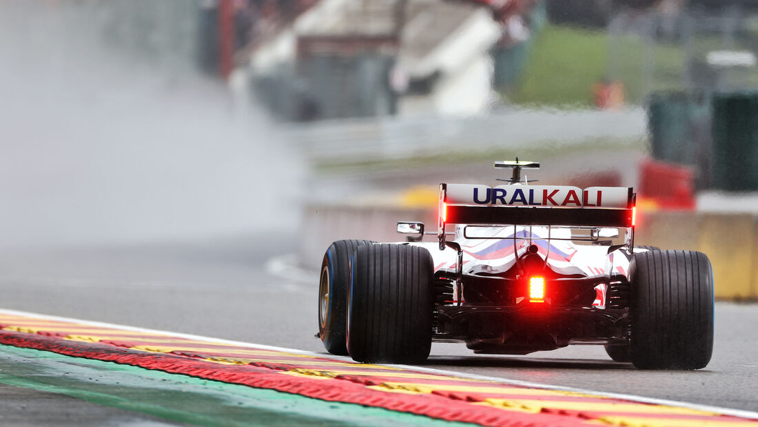 Mick Schumacher - Haas - Formel 1 - GP Belgien - 28. August 2021