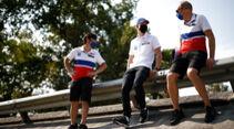 Mick Schumacher -  Haas - Formel 1 - GP Italien - Monza - 9. September  2021