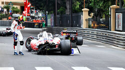 Mick Schumacher - Haas - Formel 1 - GP Monaco - 22. Mai 2021