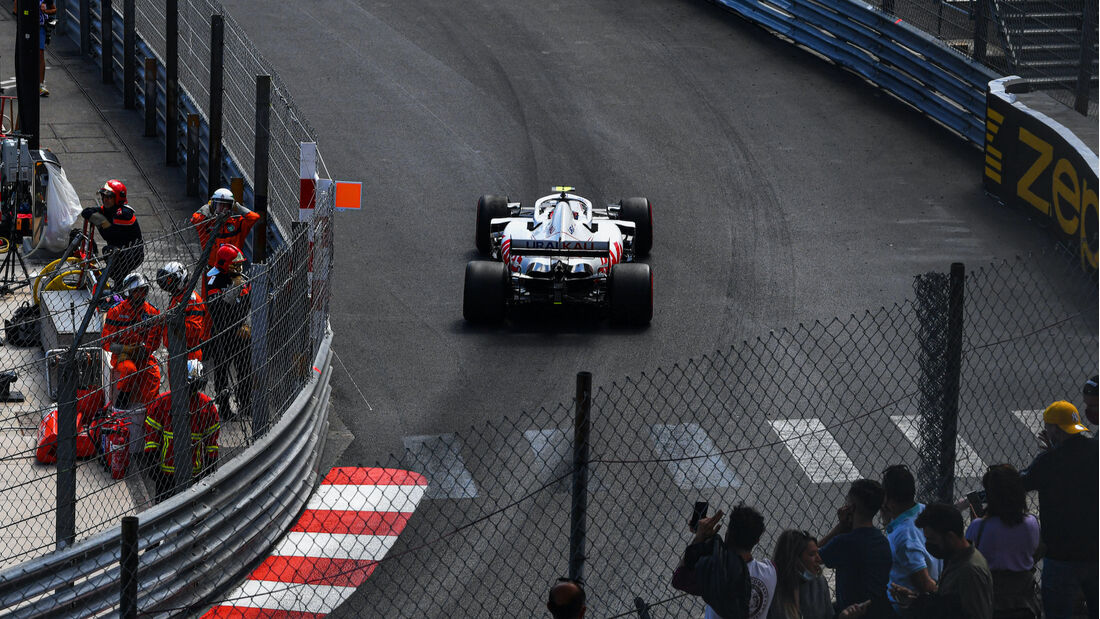 Mick Schumacher - Haas - Formel 1 - GP Monaco - 23. Mai 2021