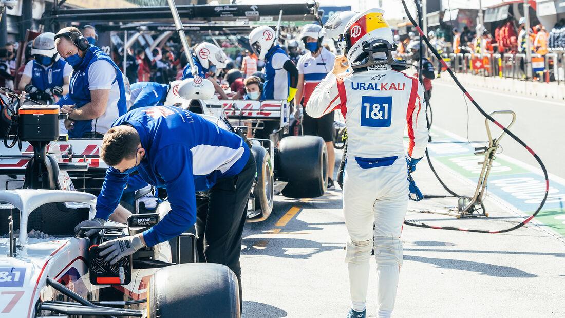 Mick Schumacher - Haas - Formel 1 - GP Niederlande - 4. September 2021