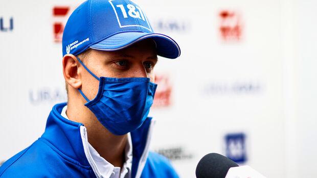 Mick Schumacher - Haas - Formel 1 - GP Niederlande - Zandvoort - 2. September 2021