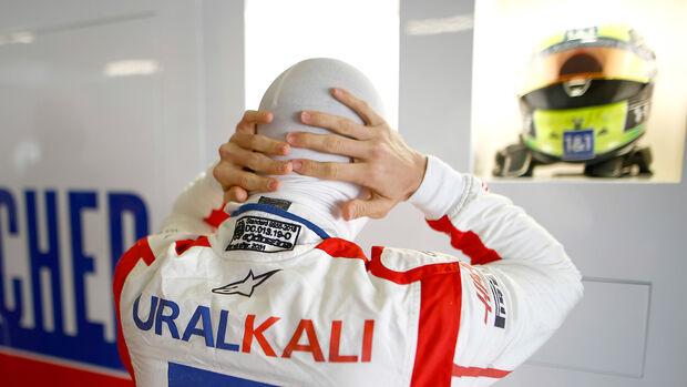 Mick Schumacher - Haas - Formel 1 - GP Portugal - Portimao - 30. April 2021