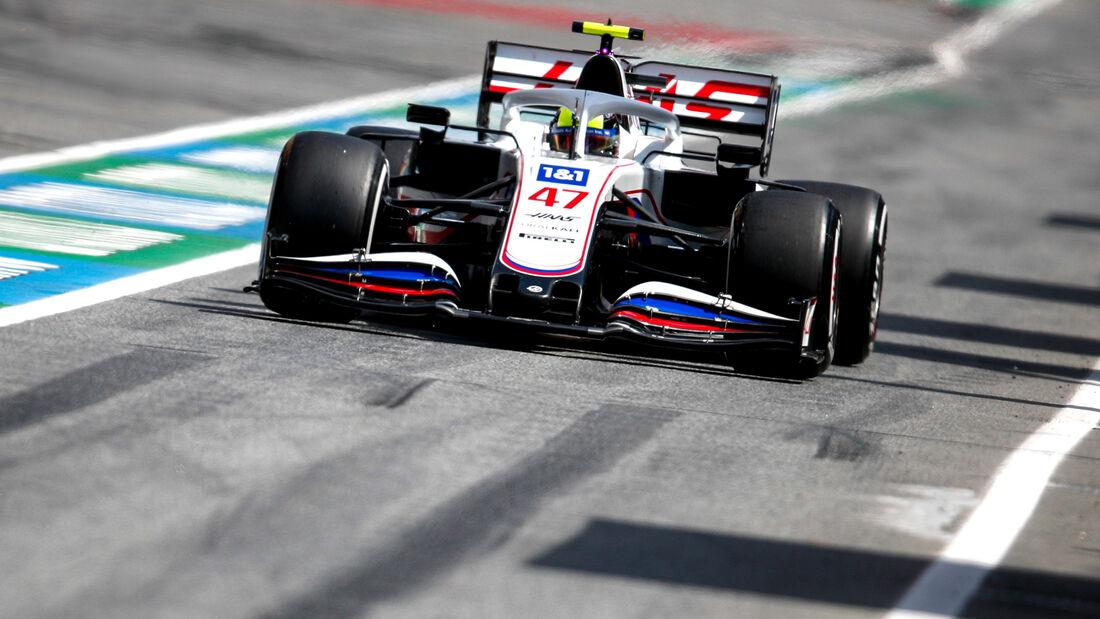 Mick Schumacher - Haas - Formel 1 - GP Spanien - 7. Mai 2020