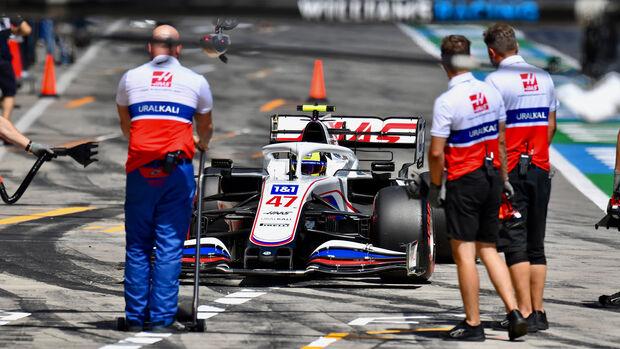 Mick Schumacher - Haas - Formel 1 - GP Steiermark - 26. Juni 2021
