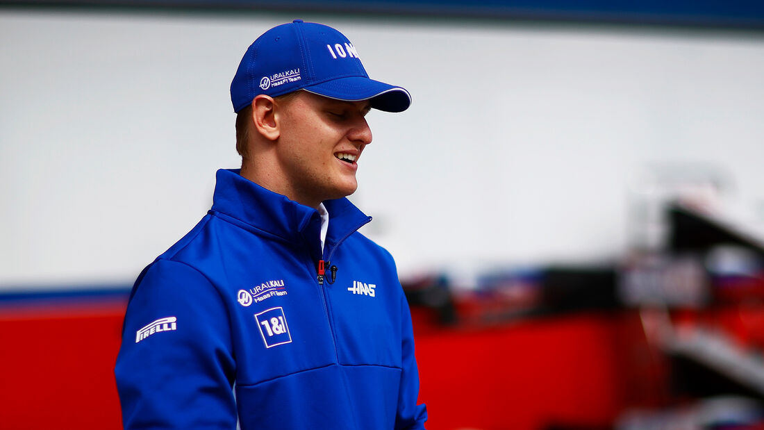 Mick Schumacher - Haas - Formel 1 - GP Türkei - Istanbul - 7. Oktober 2021