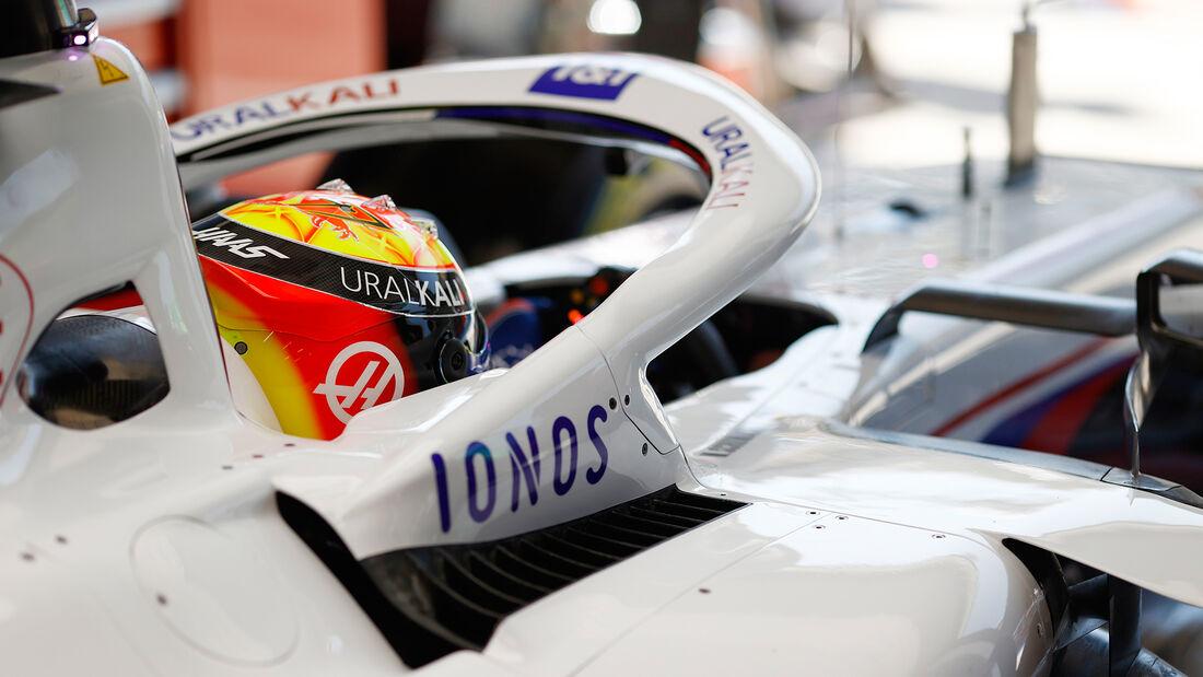 Mick Schumacher - Haas - Formel 1 - GP Ungarn - Budapest - Freitag - 30. Juli 2021