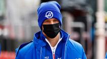 Mick Schumacher - Haas - Formel 1 - Imola - GP Emilia-Romagna - 15. April 2021