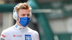Mick Schumacher - Haas - GP Aserbaidschan 2021 - Baku