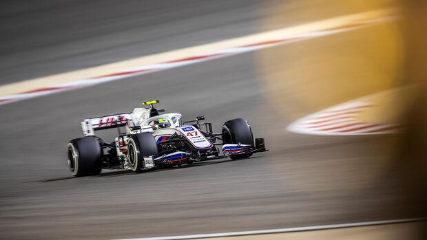 Mick Schumacher - Haas - GP Bahrain 2021