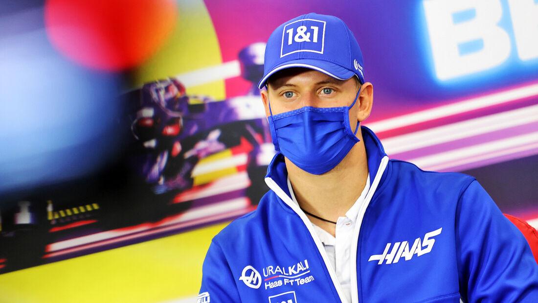 Mick Schumacher - Haas - GP Belgien - Spa-Francorchamps - 26. August 2021