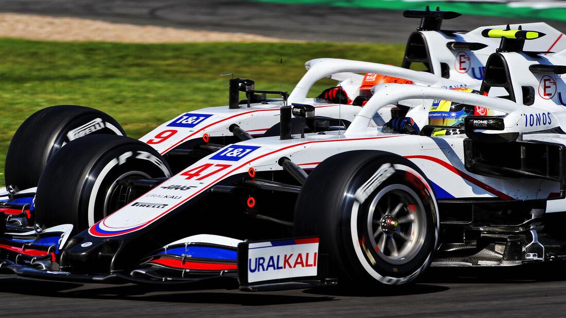 Mick Schumacher - Haas - GP England 2021 - Silverstone