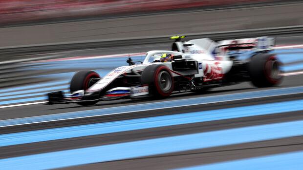 Mick Schumacher - Haas - GP Frankreich 2021 - Paul Ricard