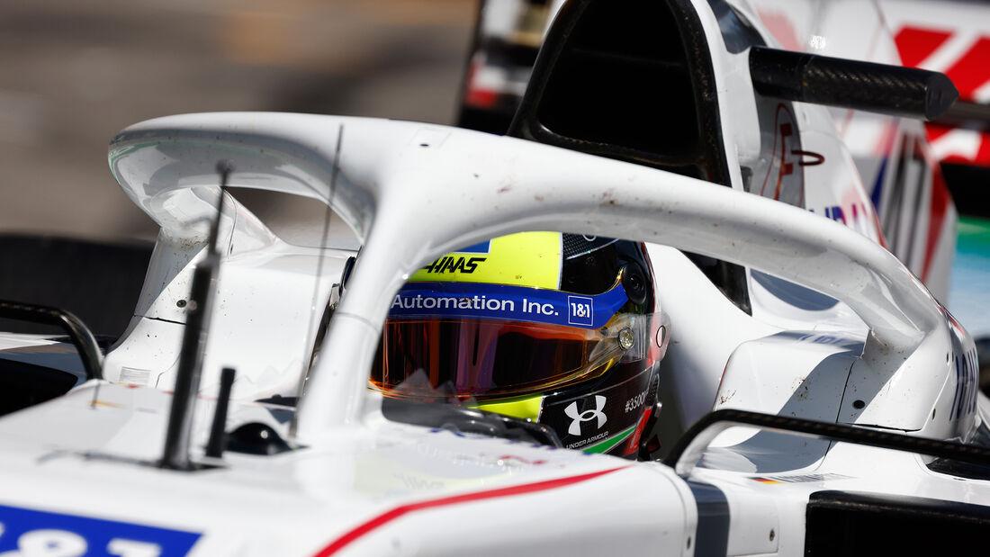 Mick Schumacher - Haas - GP Österreich 2021 - Spielberg - Qualifikation