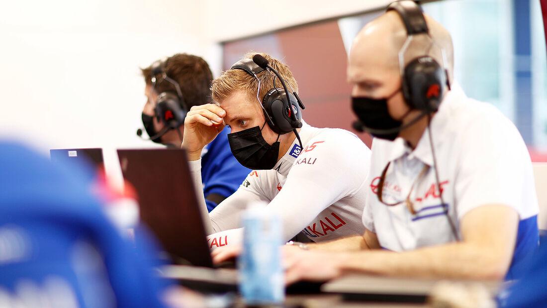Mick Schumacher - Haas - GP Portugal - Portimao - 1. Mai 2021