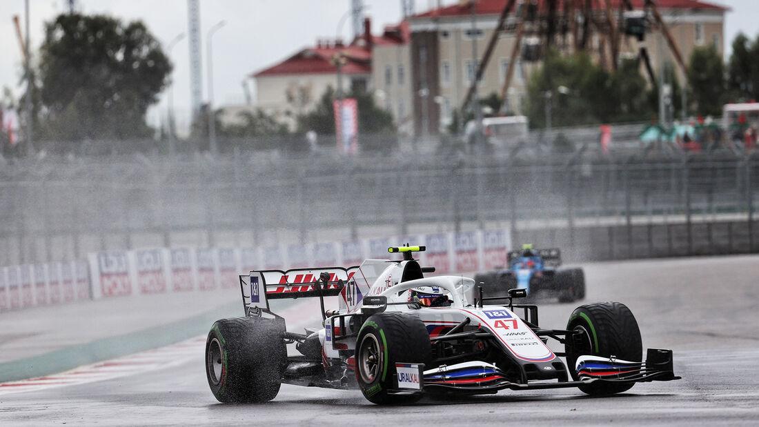 Mick Schumacher - Haas - GP Russland 2021 - Sotschi - Samstag