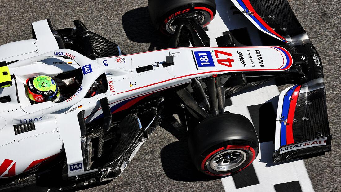 Mick Schumacher - Haas - GP Spanien - Barcelona - Formel 1 - Samstag - 8.05.2021
