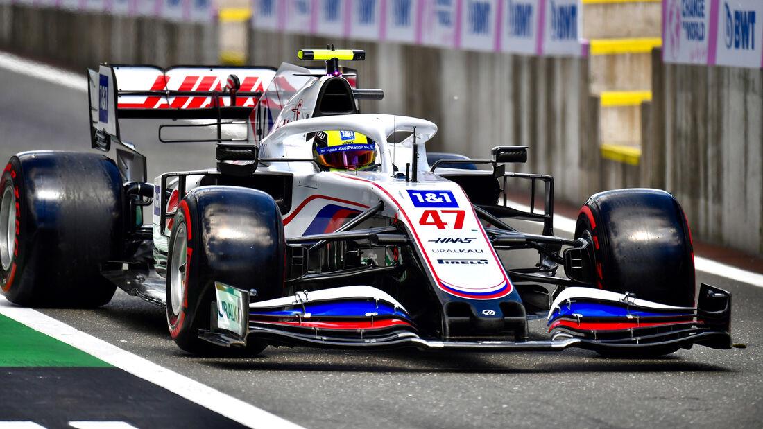 Mick Schumacher - Haas - GP Steiermark 2021 - Spielberg