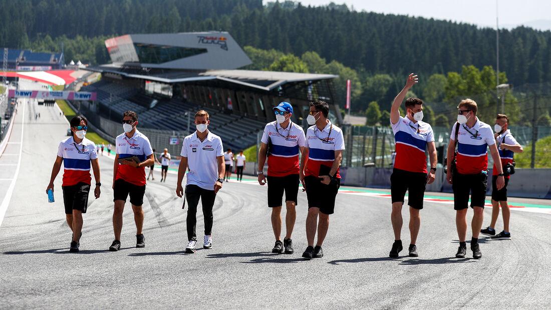 Mick Schumacher - Haas - GP Steiermark - Spielberg - 24. Juni 2021
