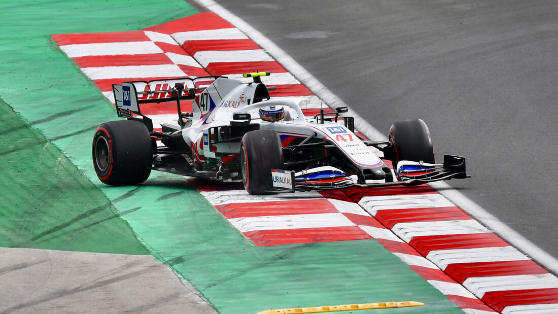 Mick Schumacher - Haas - GP Türkei - Istanbul - Formel 1 - 9. Oktober 2021