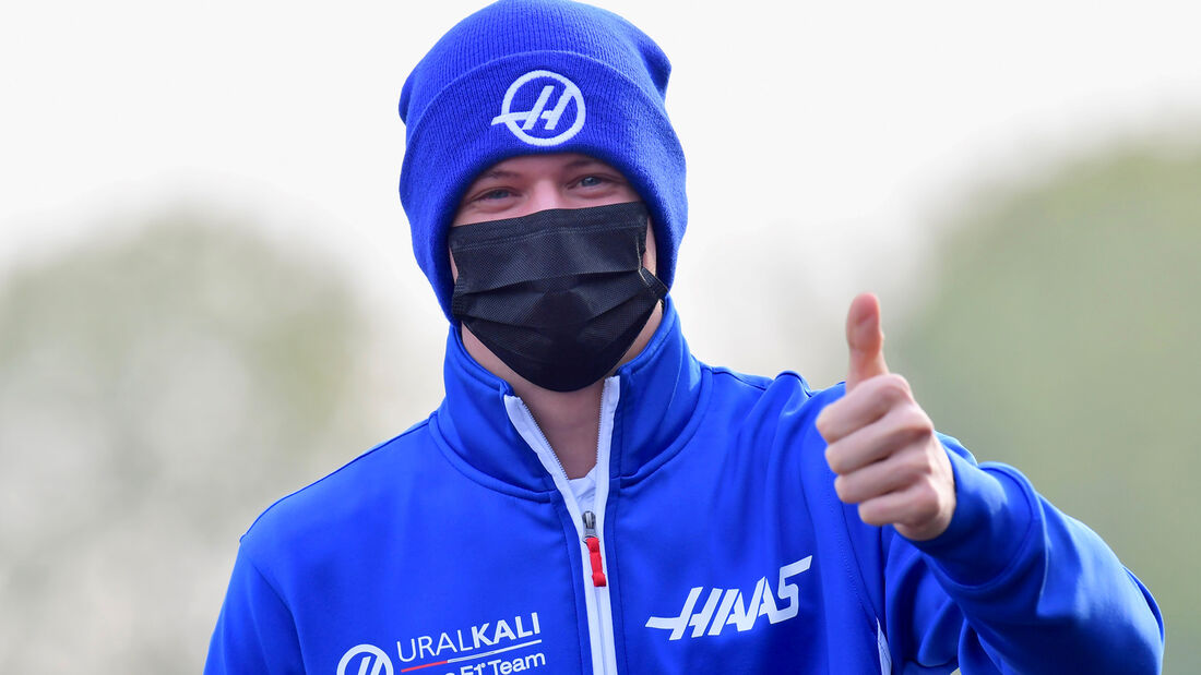 Mick Schumacher - Haas - Imola - Formel 1 - GP Emilia Romagna - 17. April 2021