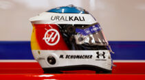 Mick Schumacher - Helm - Formel 1 - GP Belgien - Spa-Francorchamps - 27. August 2021