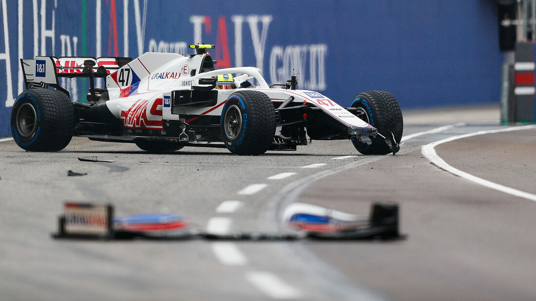 Mick Schumacher - Imola - Formel 1 - GP Emilia Romagna - 2021