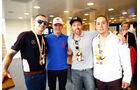 Mick Schumacher - Linkin Park - GP Deutschland 2016 - Hockenheim