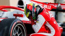 Mick Schumacher - Prema - Bahrain 2020 - Outer Circuit