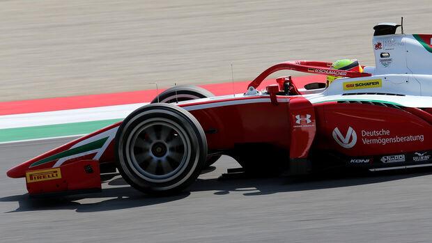 Mick Schumacher - Prema - Formel 2