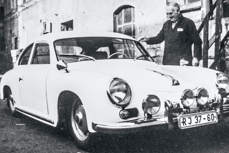 Miersch Porsche 356 (1954)
