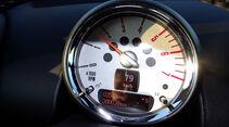 Mietwagen GP Spanien 2012 Mini Countryman
