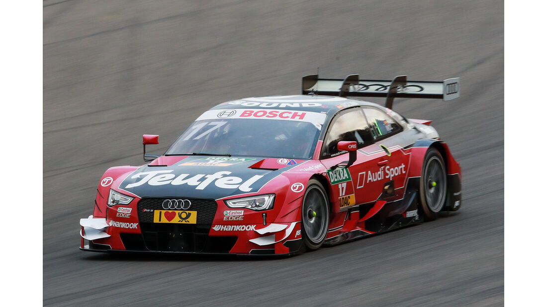Miguel Molina - DTM Hockenheim - Finale - 2016