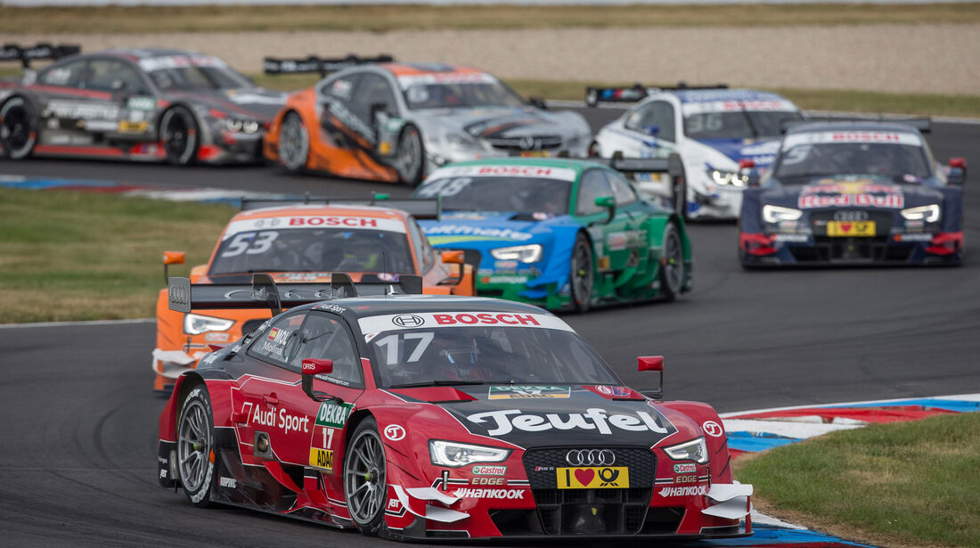 Miguel Molina - DTM - Lausitzring 2015