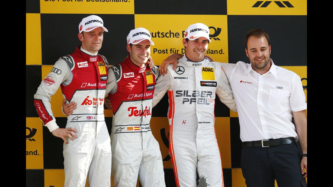 Miguel Molina - DTM Lausitzring 2016
