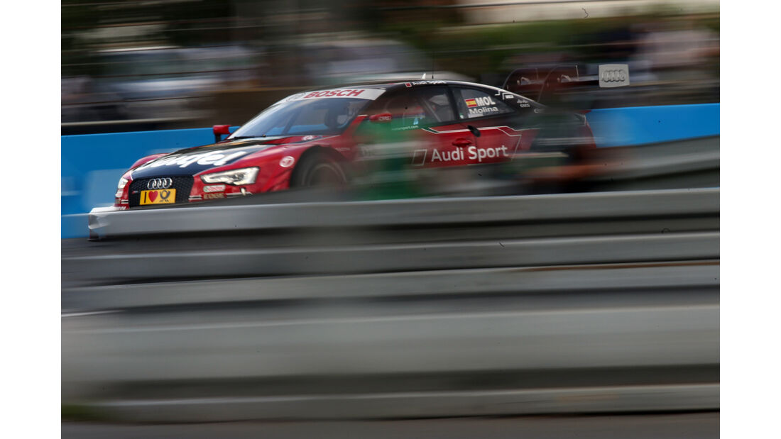 Miguel Molina - DTM - Norisring - 27.06.2015