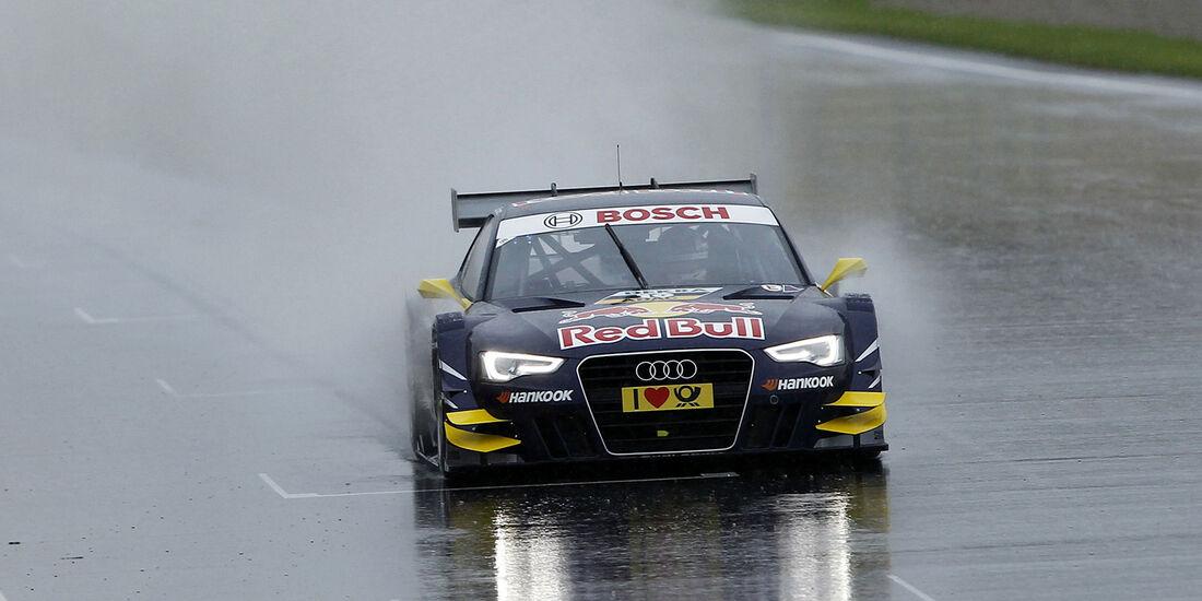 Miguel Molina DTM Valencia 2012