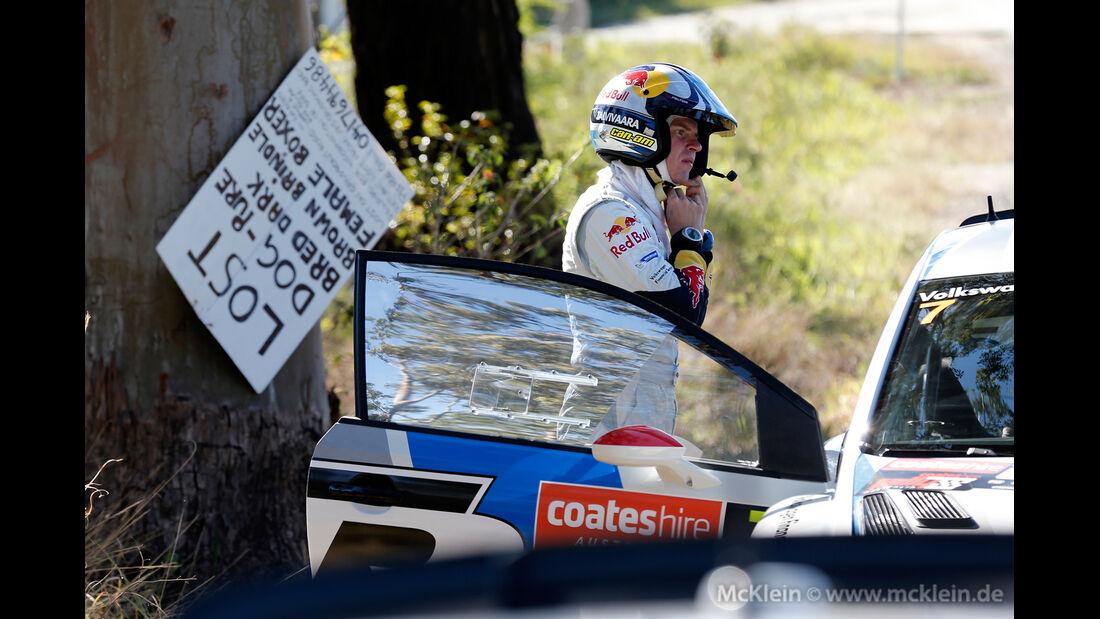 Miika Anttila - Rallye Australien 2013