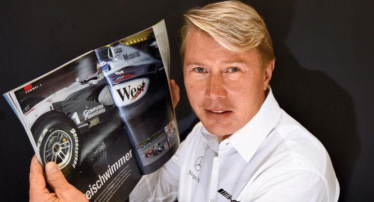 Mika Häkkinen Bestes Rennen 2012