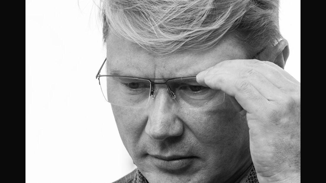 Mika Häkkinen - Danis Bilderkiste - GP Abu Dhabi 2015