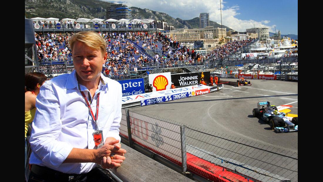 Mika Häkkinen - Formel 1 - GP Monado - 24.Mai